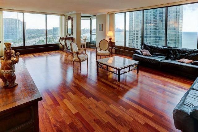Condo Apartment at 2045 Lake Shore Blvd W, Unit 1601, Toronto, Ontario. Image 7