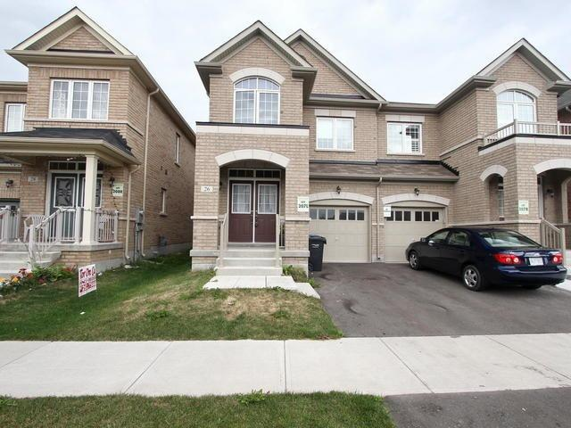 Semi-detached at 26 Walbrook Dr, Brampton, Ontario. Image 1