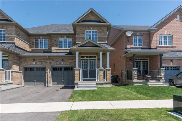 Semi-detached at 21 Falling Leaf Dr, Caledon, Ontario. Image 1