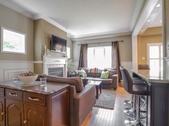 Semi-detached at 1811 Stevington Cres, Mississauga, Ontario. Image 17