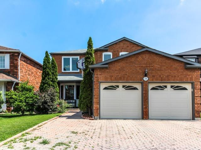 Detached at 278 Ceremonial Dr, Mississauga, Ontario. Image 12