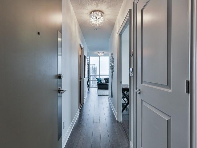 Condo Apartment at 16 Brookers Lane, Unit 3701, Toronto, Ontario. Image 12