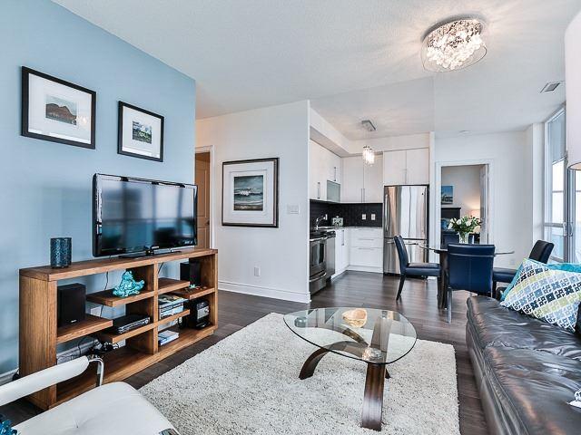 Condo Apartment at 16 Brookers Lane, Unit 3701, Toronto, Ontario. Image 14