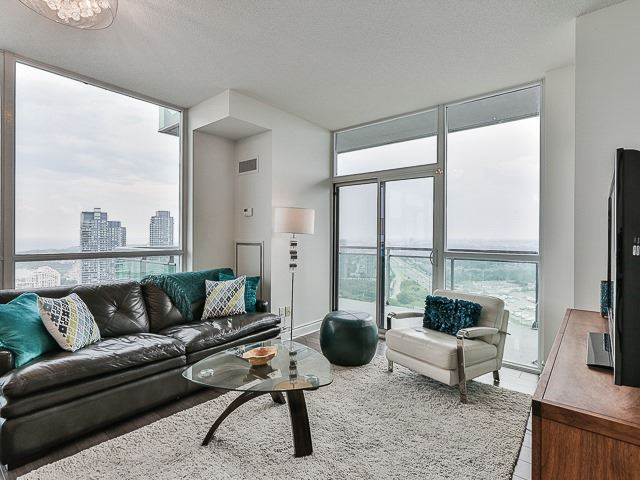 Condo Apartment at 16 Brookers Lane, Unit 3701, Toronto, Ontario. Image 15