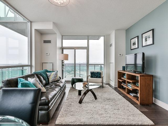 Condo Apartment at 16 Brookers Lane, Unit 3701, Toronto, Ontario. Image 16