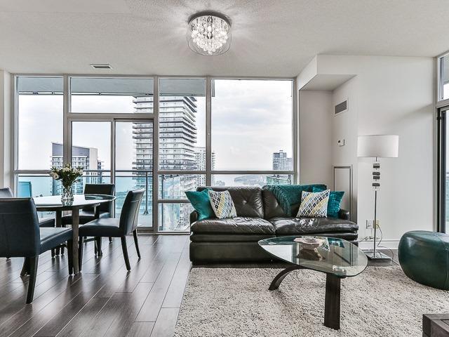 Condo Apartment at 16 Brookers Lane, Unit 3701, Toronto, Ontario. Image 17