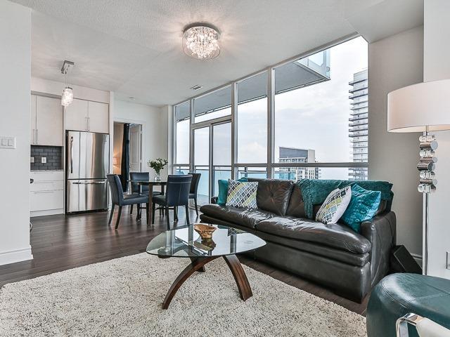 Condo Apartment at 16 Brookers Lane, Unit 3701, Toronto, Ontario. Image 18