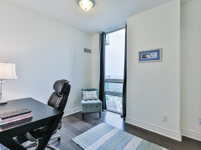 Condo Apartment at 16 Brookers Lane, Unit 3701, Toronto, Ontario. Image 2