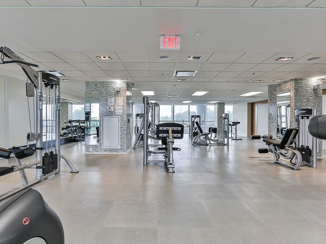 Condo Apartment at 16 Brookers Lane, Unit 3701, Toronto, Ontario. Image 11