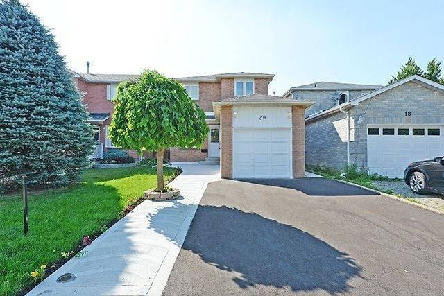 Detached at 20 Murdoch Dr, Brampton, Ontario. Image 1