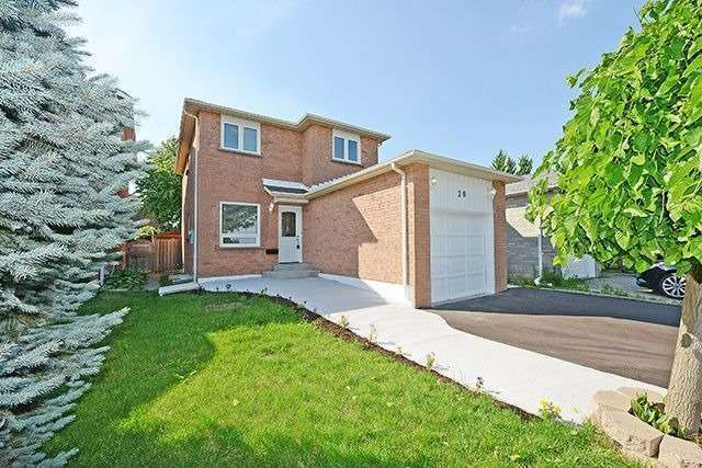 Detached at 20 Murdoch Dr, Brampton, Ontario. Image 12