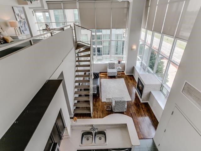 Condo Apartment at 300 Manitoba St, Unit 428, Toronto, Ontario. Image 1
