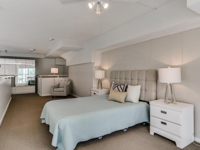 Condo Apartment at 300 Manitoba St, Unit 428, Toronto, Ontario. Image 2
