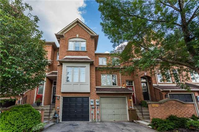 Townhouse at 153 Harbourview Cres, Toronto, Ontario. Image 1