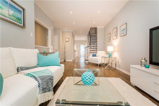 Townhouse at 153 Harbourview Cres, Toronto, Ontario. Image 12