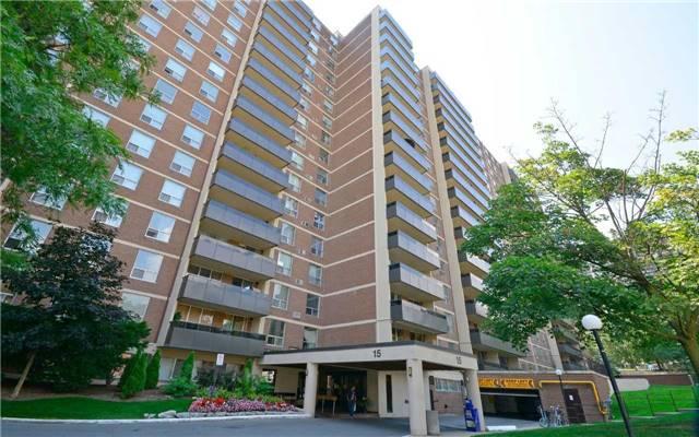 Condo Apartment at 15 La Rose Ave, Unit 110, Toronto, Ontario. Image 1
