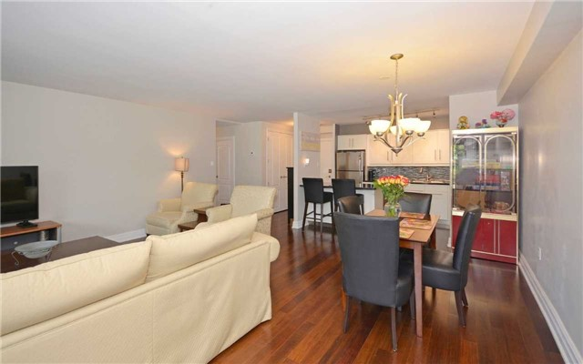 Condo Apartment at 15 La Rose Ave, Unit 110, Toronto, Ontario. Image 14
