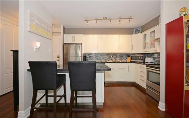 Condo Apartment at 15 La Rose Ave, Unit 110, Toronto, Ontario. Image 16