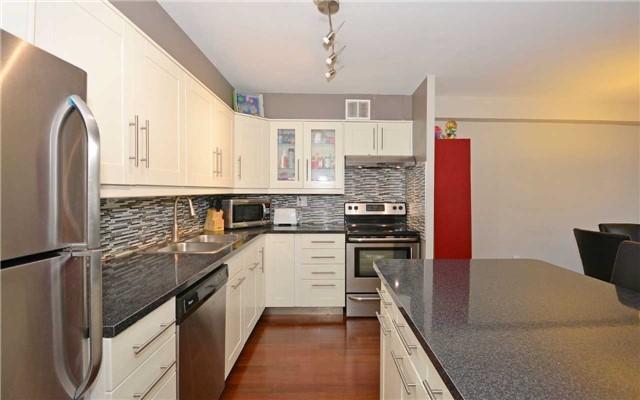 Condo Apartment at 15 La Rose Ave, Unit 110, Toronto, Ontario. Image 18