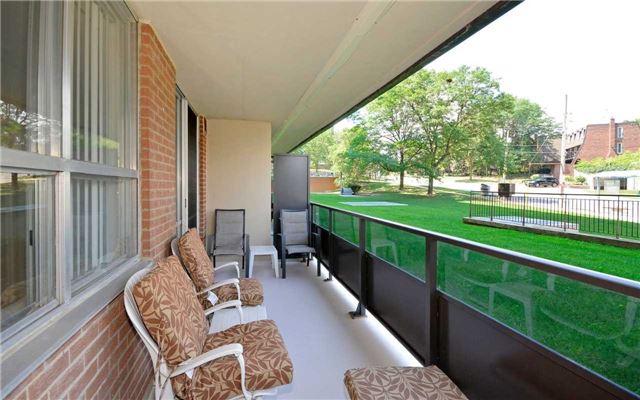 Condo Apartment at 15 La Rose Ave, Unit 110, Toronto, Ontario. Image 7