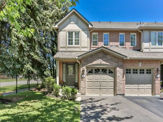 Condo Townhouse at 1050 Grand Blvd, Unit 6, Oakville, Ontario. Image 1