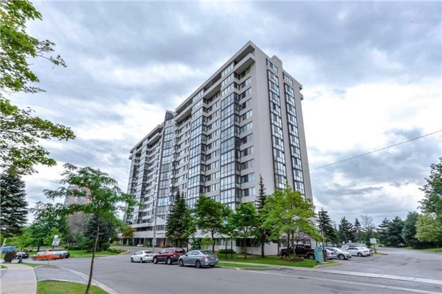 Condo Apartment at 21 Markbrook Lane, Unit 1102, Toronto, Ontario. Image 1