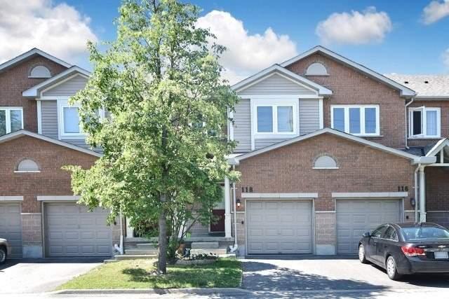 Condo Townhouse at 833 Scollard Crt, Unit 118, Mississauga, Ontario. Image 1
