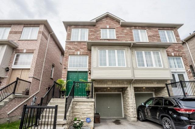 Semi-detached at 32 Frost King Lane, Toronto, Ontario. Image 1