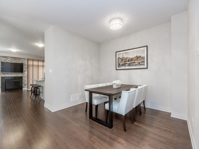 Semi-detached at 44 Rising Hill Rdge, Brampton, Ontario. Image 11