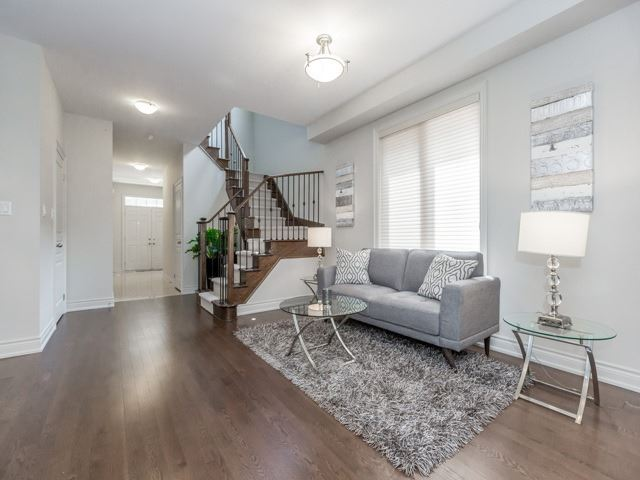 Semi-detached at 44 Rising Hill Rdge, Brampton, Ontario. Image 12