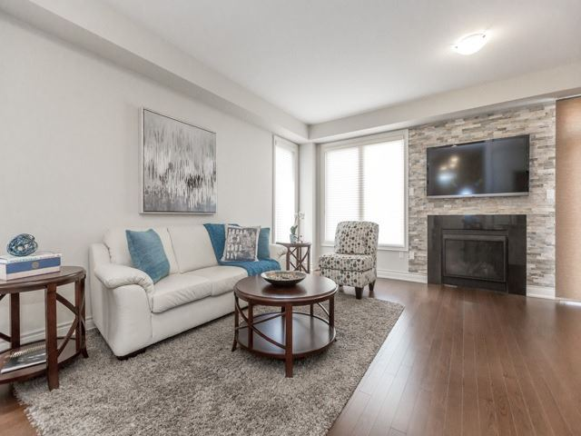 Semi-detached at 44 Rising Hill Rdge, Brampton, Ontario. Image 16