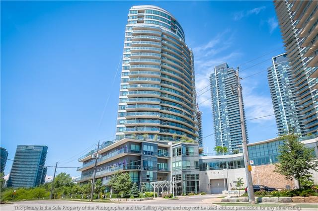 Condo Apartment at 15 Legion Rd, Unit 1704, Toronto, Ontario. Image 1