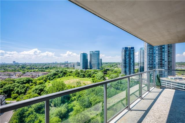 Condo Apartment at 15 Legion Rd, Unit 1704, Toronto, Ontario. Image 3