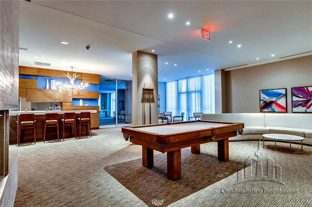Condo Apartment at 15 Legion Rd, Unit 1704, Toronto, Ontario. Image 9