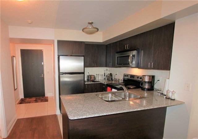 Condo Apartment at 55 De Boers Dr, Unit 710, Toronto, Ontario. Image 2