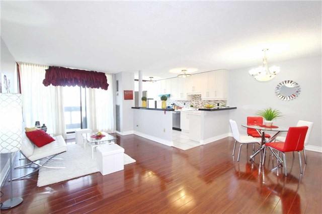 Condo Apartment at 17 Knightsbridge Rd, Unit 1604, Brampton, Ontario. Image 11