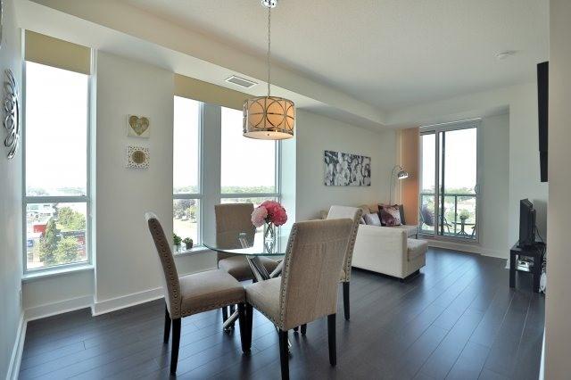 Condo Apartment at 3985 Grand Park Dr, Unit 610, Mississauga, Ontario. Image 1