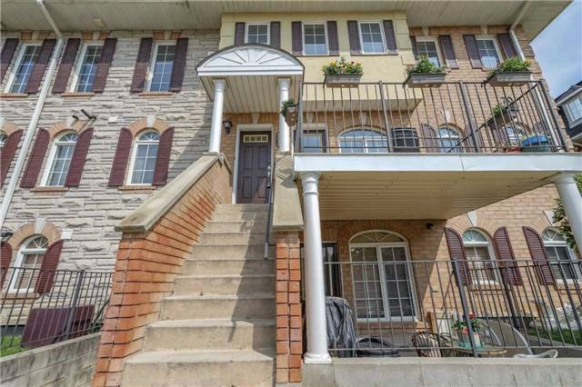 Condo Townhouse at 70 Sidney Belsey Cres, Unit 203, Toronto, Ontario. Image 12