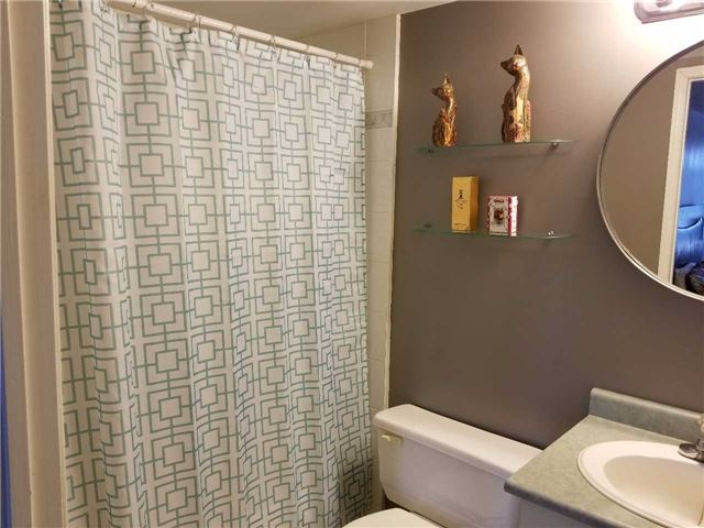 Condo Townhouse at 70 Sidney Belsey Cres, Unit 203, Toronto, Ontario. Image 4