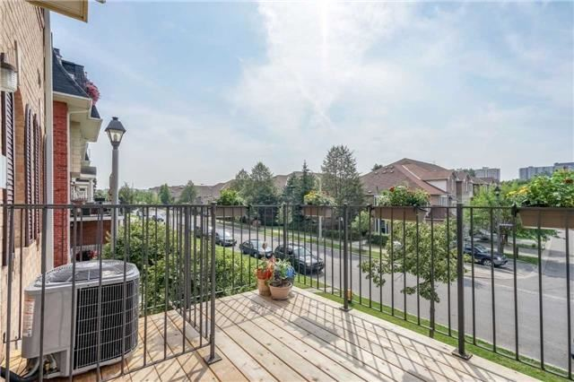 Condo Townhouse at 70 Sidney Belsey Cres, Unit 203, Toronto, Ontario. Image 9