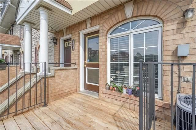 Condo Townhouse at 70 Sidney Belsey Cres, Unit 203, Toronto, Ontario. Image 10