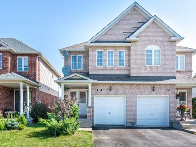 Semi-detached at 152 Manley Lane, Milton, Ontario. Image 12