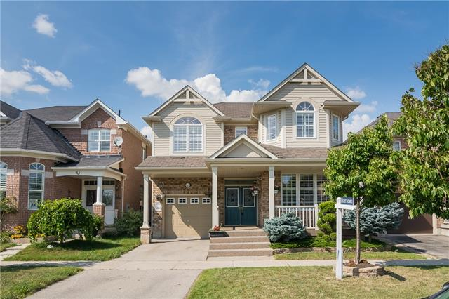 Detached at 1007 Ferguson Dr, Milton, Ontario. Image 1