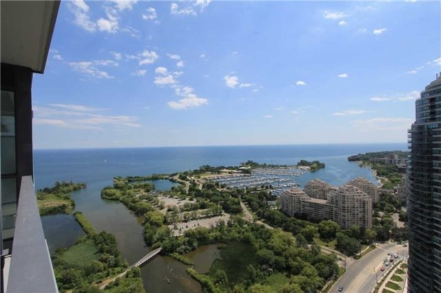 Condo Apartment at 2200 Lake Shore Blvd W, Unit 4103, Toronto, Ontario. Image 2