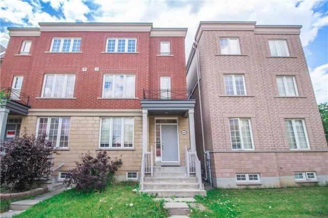 Semi-detached at 90 Leitch Ave, Toronto, Ontario. Image 1