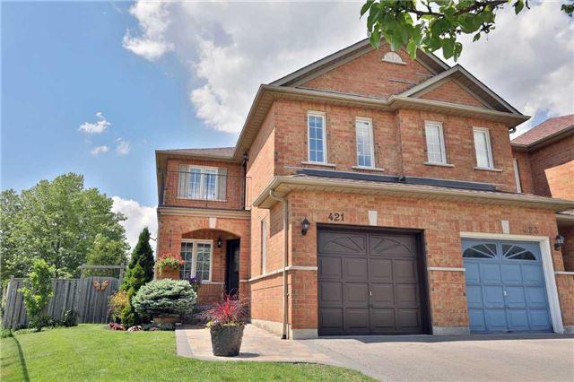 Townhouse at 421 Ravineview Way, Oakville, Ontario. Image 1