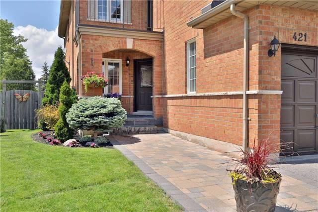 Townhouse at 421 Ravineview Way, Oakville, Ontario. Image 12