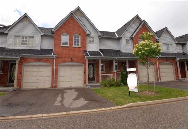 Condo Townhouse at 5223 Fairford Cres, Unit 42, Mississauga, Ontario. Image 1