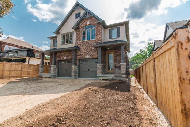 Semi-detached at 34 Eastern Ave, Halton Hills, Ontario. Image 1