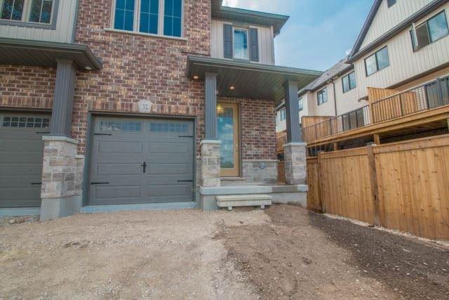 Semi-detached at 34 Eastern Ave, Halton Hills, Ontario. Image 12
